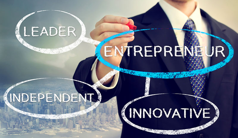 becoming entrepreneur essays Entrepreneurs live with the risk and uncertainty of self-employment, but  successful  form (available online) data, and personal essays submitted by  candidates,.