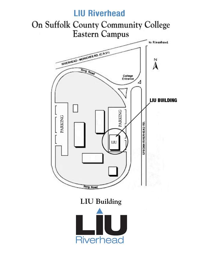 Campus Map Liu