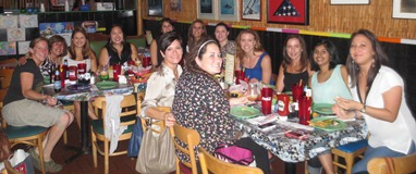 LIU Post Genetic Counseling Alumni Reunion 2014 (NSGC)