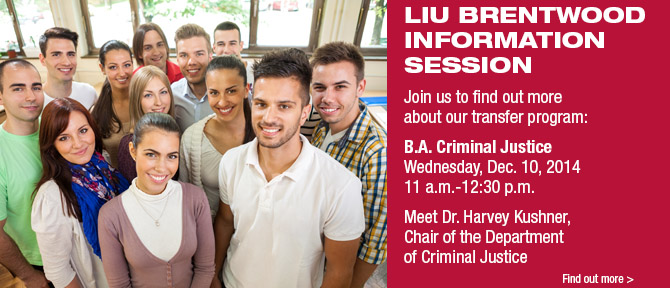 LIU Brentwood Information Session