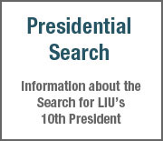 LIU Presidential Search