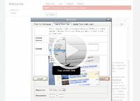 UC-Instructional Technology E-Portfolio Software and Support-insert YouTube