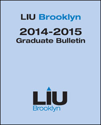 LIU Brooklyn Graduate Bulletin 2013-14