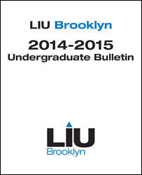 LIU Brooklyn Undergraduate Bulletin 2012-2013