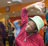Healthy Living for Older Adults