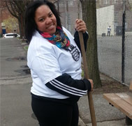 LIU Brooklyn Student Life and Leadership Development Community Service
