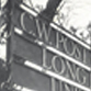 Original C.W. Post College sign