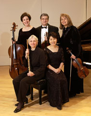 Pierrot Consort Ensemble-in-Residence