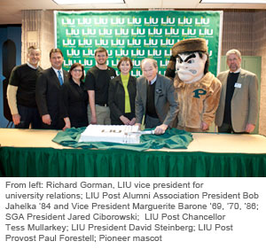 LIU Post Rebranding