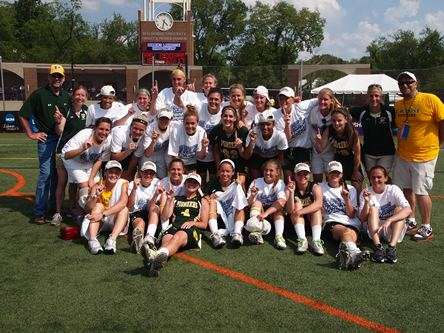 LIU Post Women's Lacrosse Wins NCAA Division II National Title