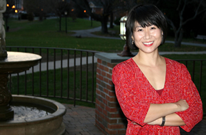 Dr. Aileen Wang - Art Historian at LIU Post
