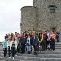 LIU Post Chorus in Ireland