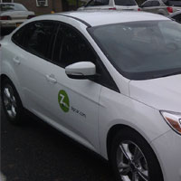New Car Sharing Zipcar On Liu Post Campus Long Island University
