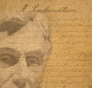 Lincoln and Proclamation