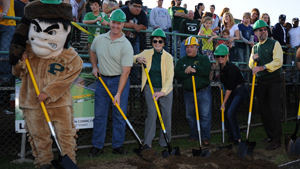 LIU Post Stadium Groundbreaking