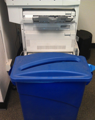 Recycling in Academic and Administrative Offices