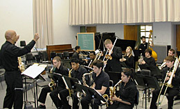 C.W. Post Jazz Ensemble