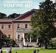 LIU Post Admiitted Student Welcome Packet 2013