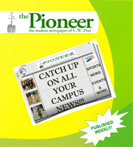 The Pioneer Student Newspaper