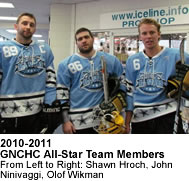 C.W. Post Ice Hockey All-Stars