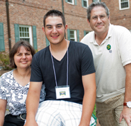 Orientation Parents with Student