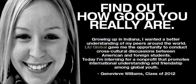 Find Out How Good You Really Are - Genevieve Williams