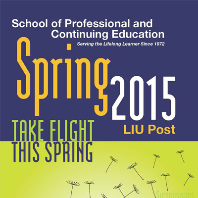 LIU Post Continuing Education Spring 2015 Catalog