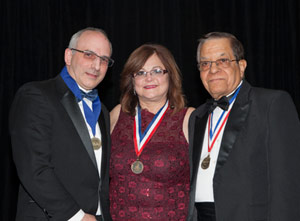LIU Pharmacy professor Robert DiGregorio Inducted into the National Academies of Practice