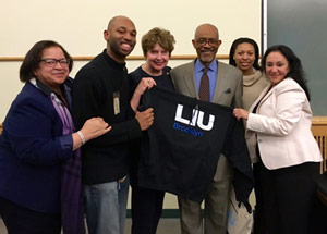 LIU Brooklyn Welcomes New York State Regents for Town Hall Discussion